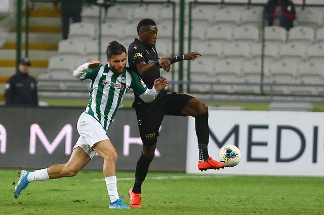 İH Konyaspor: 0 - B.Y Malatyaspor: 2 galerisi resim 12
