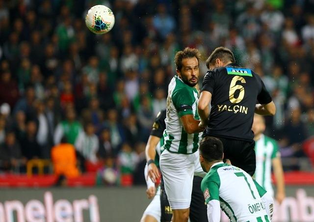 İH Konyaspor: 0 - B.Y Malatyaspor: 2 galerisi resim 13