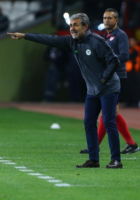 İH Konyaspor: 0 - B.Y Malatyaspor: 2 galerisi resim 18
