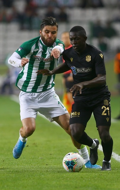 İH Konyaspor: 0 - B.Y Malatyaspor: 2 galerisi resim 20