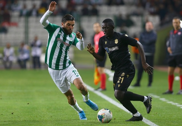 İH Konyaspor: 0 - B.Y Malatyaspor: 2 galerisi resim 21