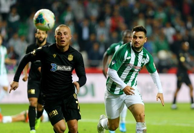 İH Konyaspor: 0 - B.Y Malatyaspor: 2 galerisi resim 24
