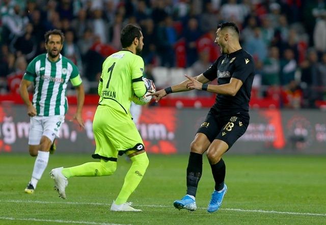 İH Konyaspor: 0 - B.Y Malatyaspor: 2 galerisi resim 3