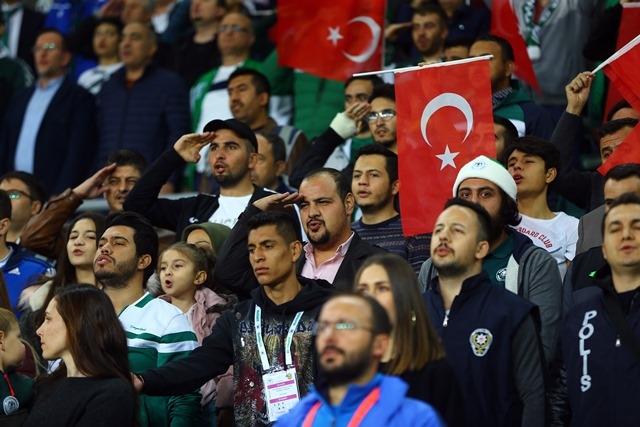 İH Konyaspor: 0 - B.Y Malatyaspor: 2 galerisi resim 30