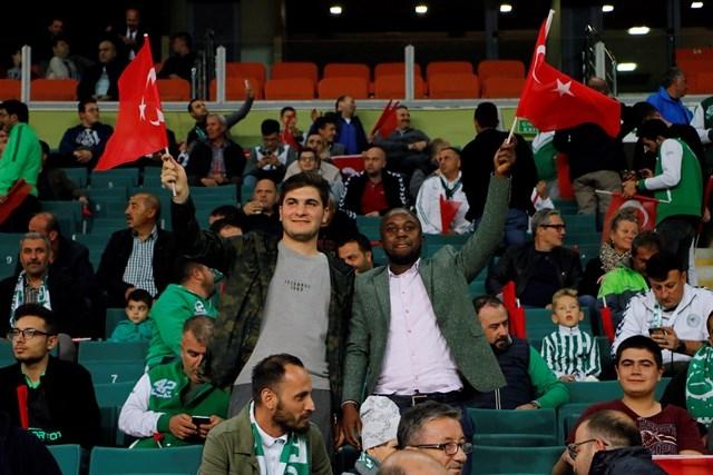 İH Konyaspor: 0 - B.Y Malatyaspor: 2 galerisi resim 40
