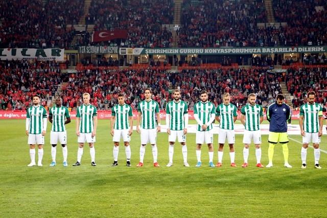 İH Konyaspor: 0 - B.Y Malatyaspor: 2 galerisi resim 43