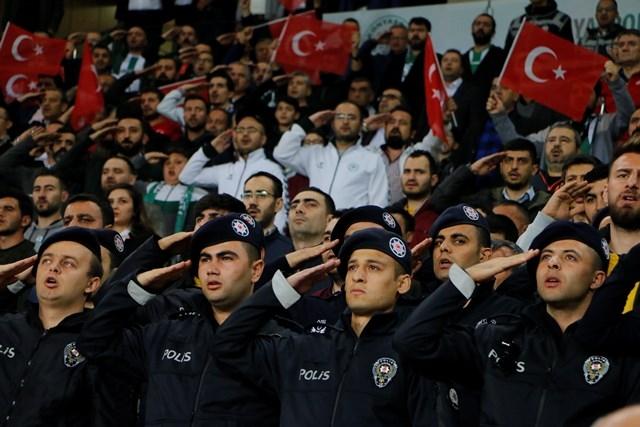 İH Konyaspor: 0 - B.Y Malatyaspor: 2 galerisi resim 46