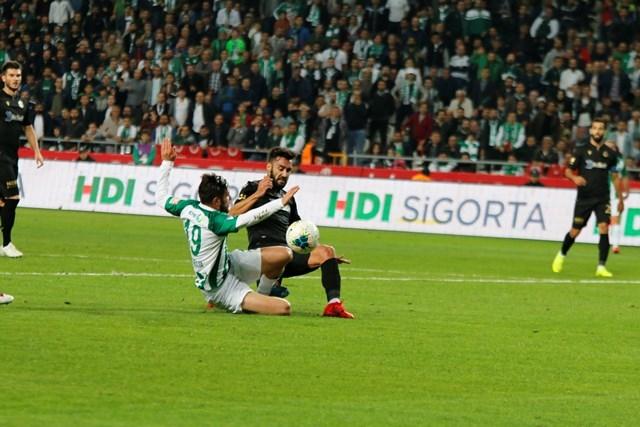 İH Konyaspor: 0 - B.Y Malatyaspor: 2 galerisi resim 54