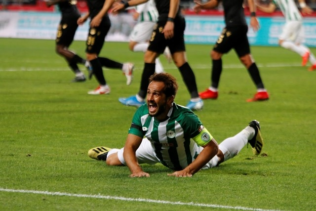 İH Konyaspor: 0 - B.Y Malatyaspor: 2 galerisi resim 56