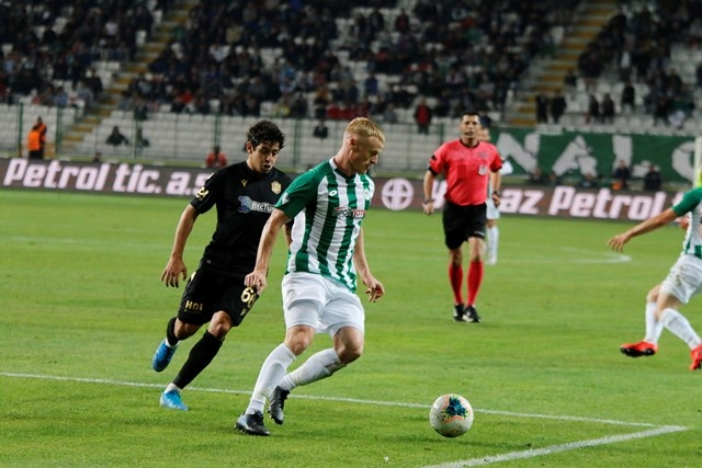 İH Konyaspor: 0 - B.Y Malatyaspor: 2 galerisi resim 60