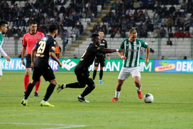 İH Konyaspor: 0 - B.Y Malatyaspor: 2 galerisi resim 61