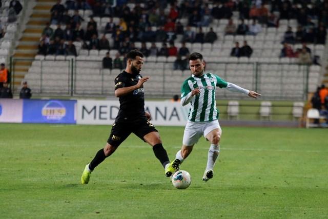 İH Konyaspor: 0 - B.Y Malatyaspor: 2 galerisi resim 62