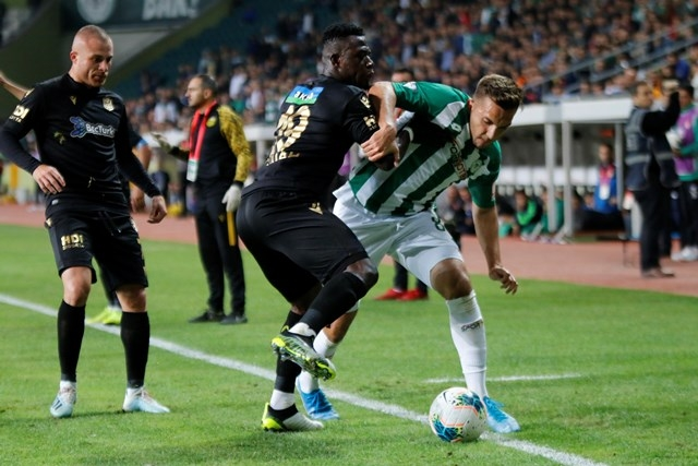 İH Konyaspor: 0 - B.Y Malatyaspor: 2 galerisi resim 64