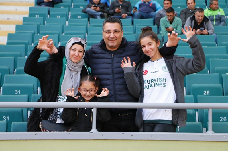 İH Konyaspor:1-Gençlerbirliği:1 galerisi resim 11
