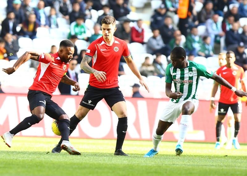 İH Konyaspor:1-Gençlerbirliği:1 galerisi resim 13