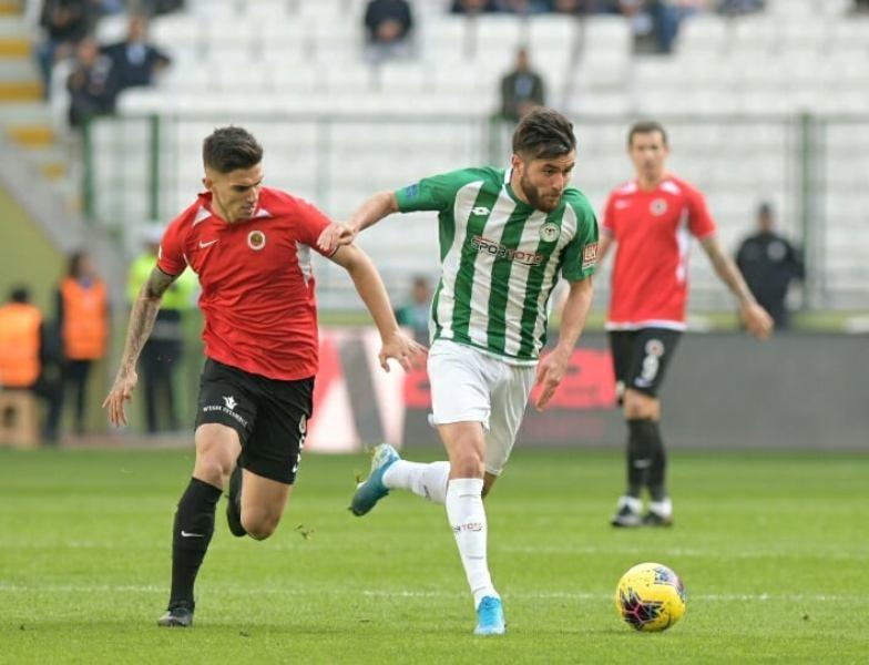 İH Konyaspor:1-Gençlerbirliği:1 galerisi resim 17
