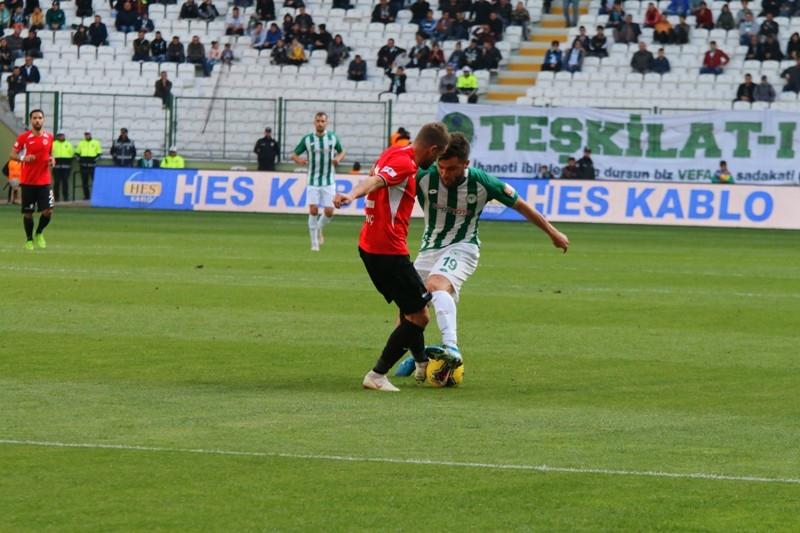 İH Konyaspor:1-Gençlerbirliği:1 galerisi resim 22