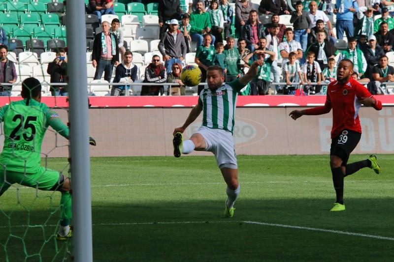 İH Konyaspor:1-Gençlerbirliği:1 galerisi resim 24