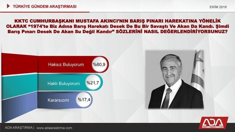 Türkiye Gündem Araştırması (Ekim 2019) galerisi resim 29
