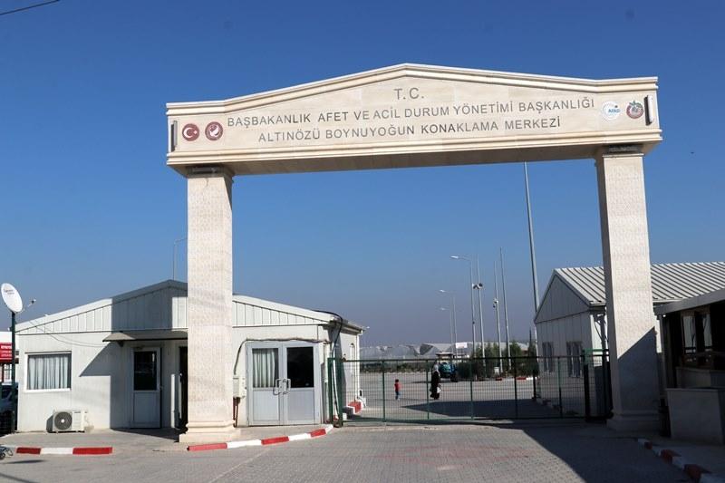 Suriyelilerin barındırıldığı merkezler Türkiye'nin yüz akı oldu galerisi resim 1