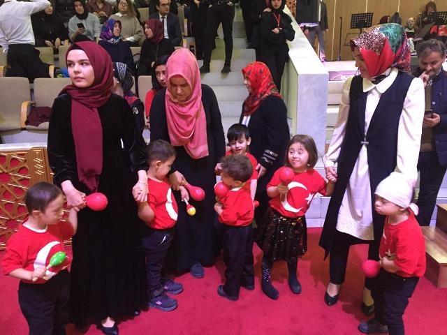 Konya'da 3 Aralık Dünya Engelliler Günü galerisi resim 1