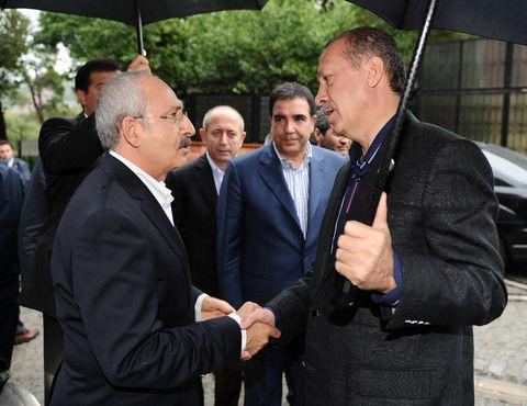 Kılıçdaroğlundan Başbakana taziye... galerisi resim 2