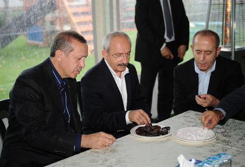 Kılıçdaroğlundan Başbakana taziye... galerisi resim 5