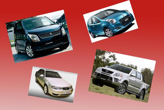 Dünyanın en çok satılan otomobilleri galerisi resim 1