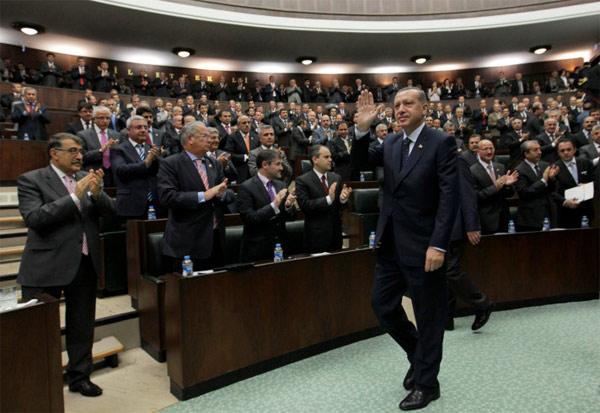 Erdoğan Sarkozye çattı  galerisi resim 2