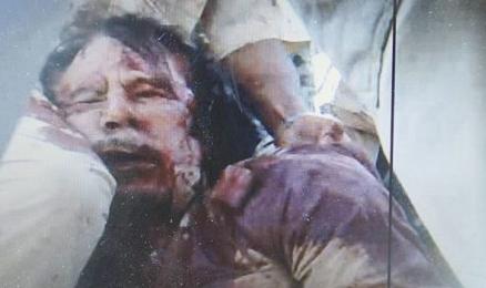 Kaddafinin ceset fotoğrafı için yarıştılar  galerisi resim 4