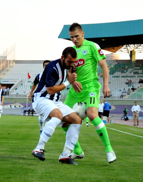 Konyaspor - Kasımpaşa 0-0  Sezon 2011/2012 galerisi resim 5
