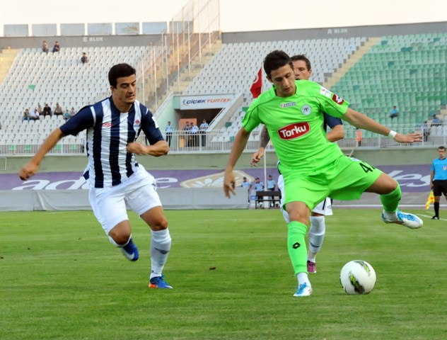 Konyaspor - Kasımpaşa 0-0  Sezon 2011/2012 galerisi resim 6