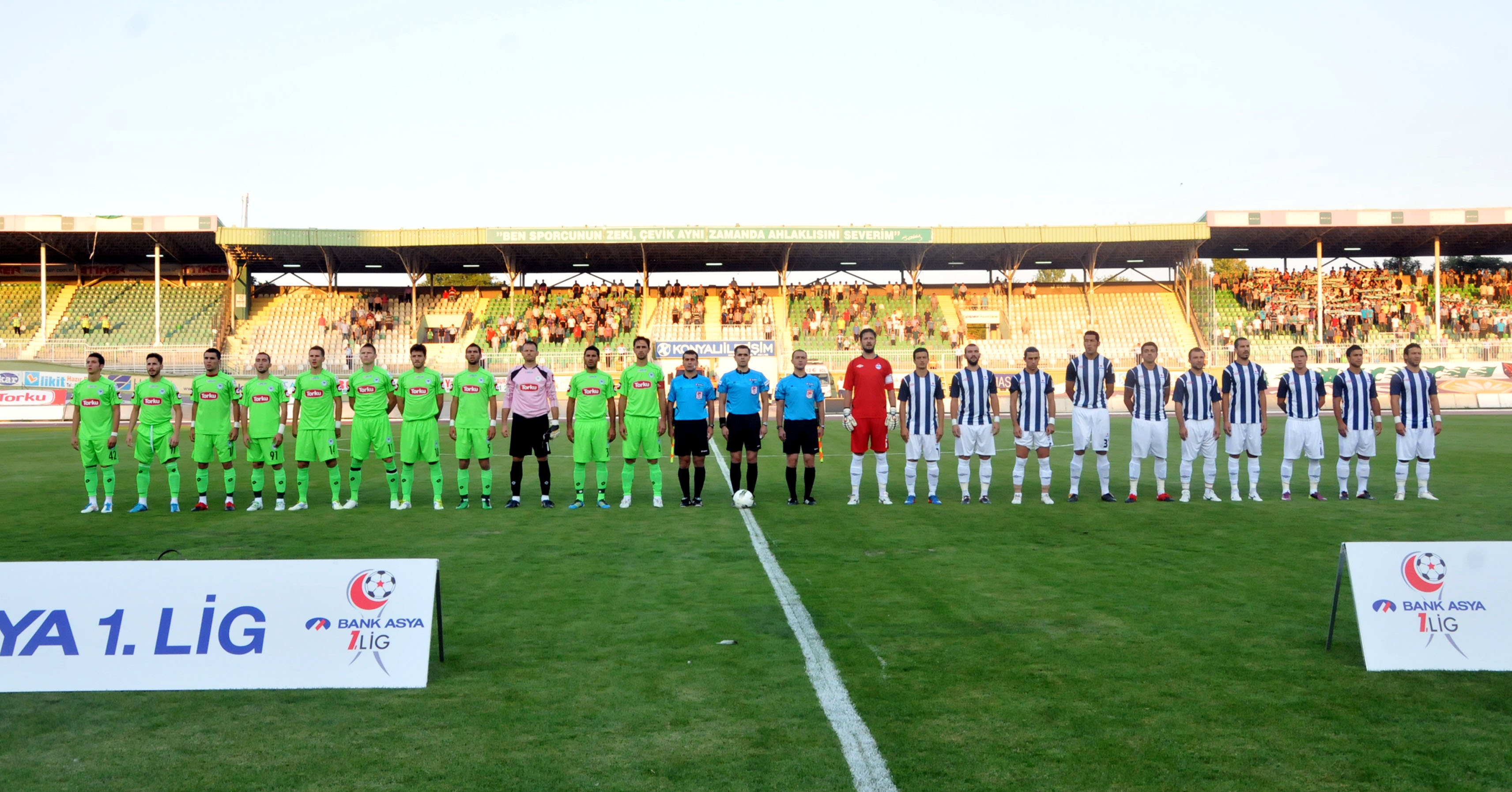 Konyaspor - Kasımpaşa 0-0  Sezon 2011/2012 galerisi resim 9