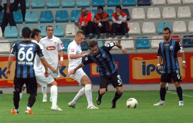 Kayseri Erciyesspor - Konyaspor 0-0 sezon 2011 / 2012  galerisi resim 10