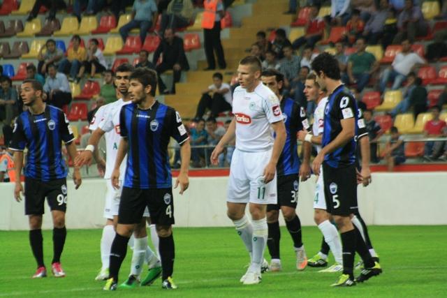 Kayseri Erciyesspor - Konyaspor 0-0 sezon 2011 / 2012  galerisi resim 4