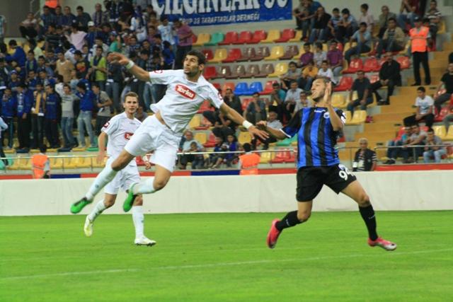 Kayseri Erciyesspor - Konyaspor 0-0 sezon 2011 / 2012  galerisi resim 5