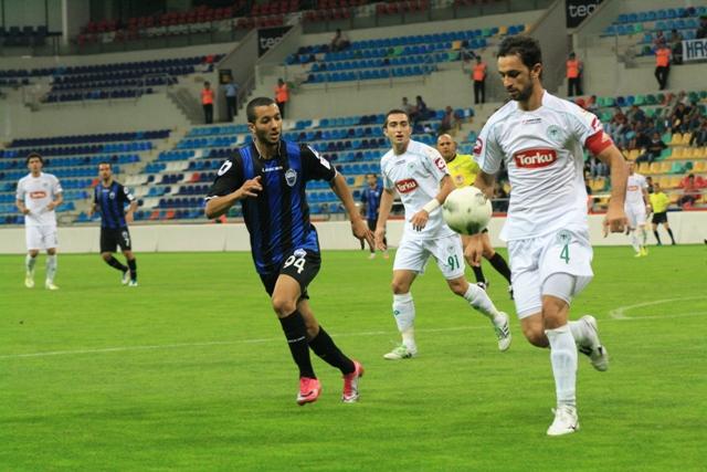 Kayseri Erciyesspor - Konyaspor 0-0 sezon 2011 / 2012  galerisi resim 6