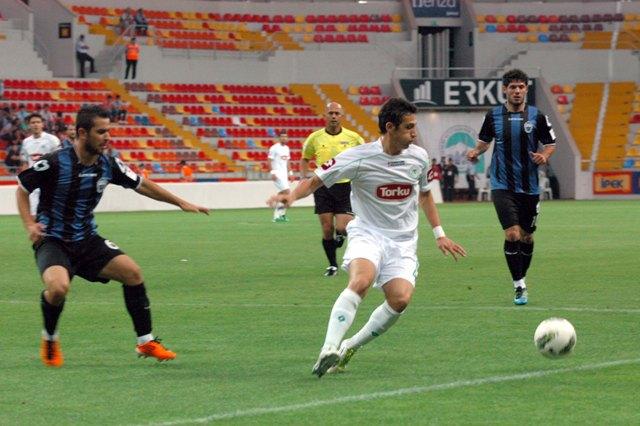 Kayseri Erciyesspor - Konyaspor 0-0 sezon 2011 / 2012  galerisi resim 8