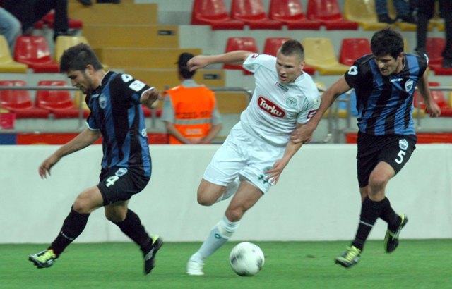 Kayseri Erciyesspor - Konyaspor 0-0 sezon 2011 / 2012  galerisi resim 9