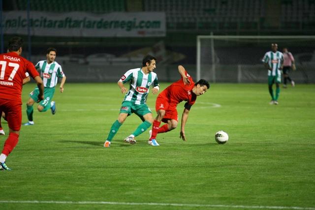 Konyaspor - TKİ Tavşanlı Linyitspor 0-1 sezon 2011 / 2012  galerisi resim 2