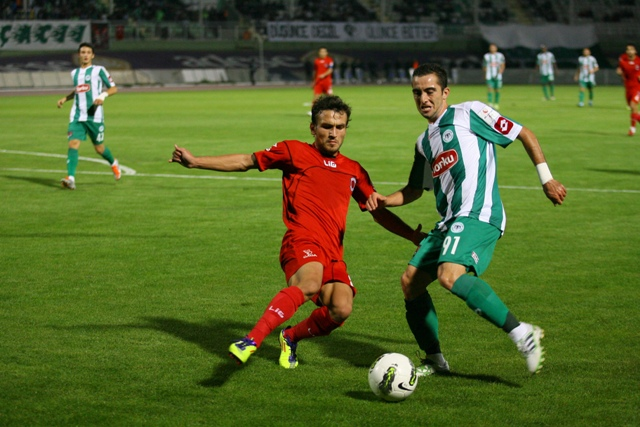 Konyaspor - TKİ Tavşanlı Linyitspor 0-1 sezon 2011 / 2012  galerisi resim 4