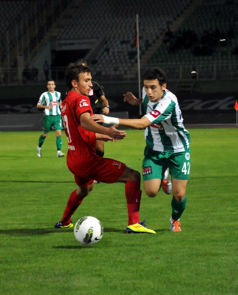 Konyaspor - TKİ Tavşanlı Linyitspor 0-1 sezon 2011 / 2012  galerisi resim 7