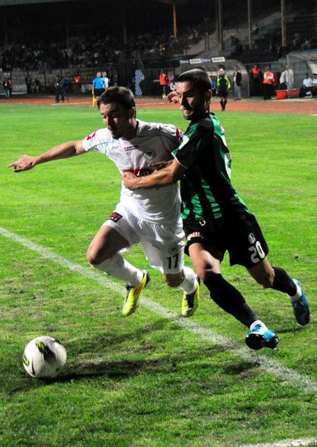 Sakaryaspor - Konyaspor 0-2 sezon 2011 / 2012 galerisi resim 1