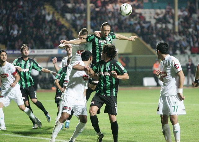 Sakaryaspor - Konyaspor 0-2 sezon 2011 / 2012 galerisi resim 5