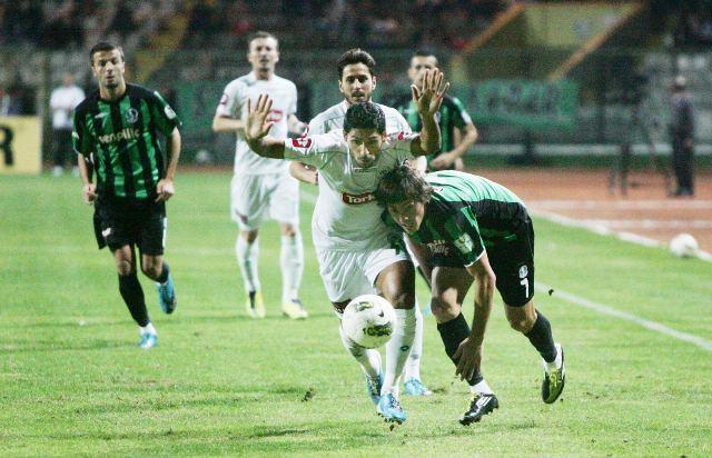 Sakaryaspor - Konyaspor 0-2 sezon 2011 / 2012 galerisi resim 6