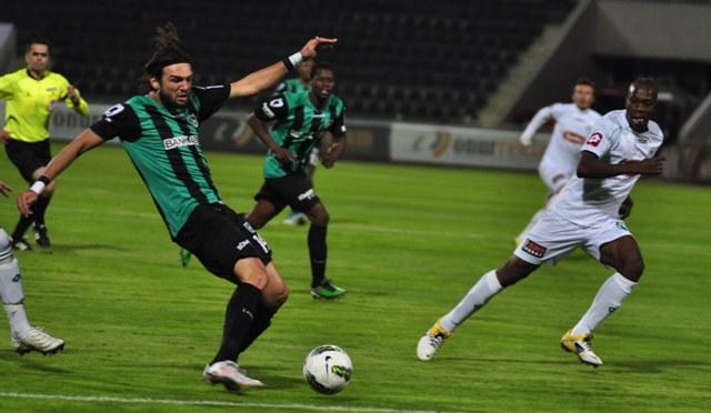 Denizlispor - Konyaspor 1-2 Sezon 2011-2012  galerisi resim 10