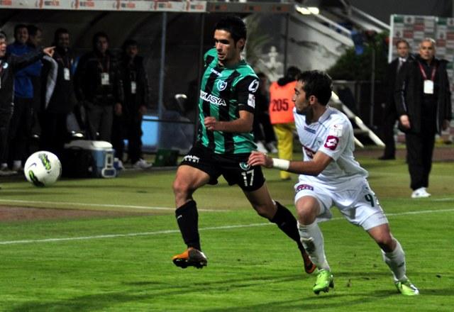 Denizlispor - Konyaspor 1-2 Sezon 2011-2012  galerisi resim 11