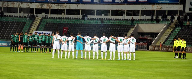 Denizlispor - Konyaspor 1-2 Sezon 2011-2012  galerisi resim 12