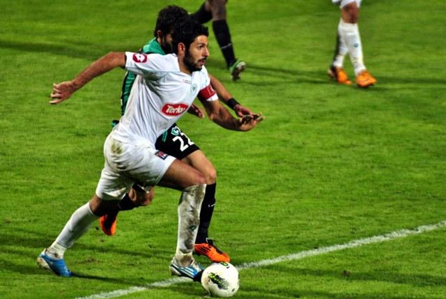 Denizlispor - Konyaspor 1-2 Sezon 2011-2012  galerisi resim 13