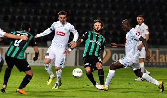 Denizlispor - Konyaspor 1-2 Sezon 2011-2012  galerisi resim 14